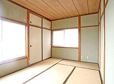 1年中お部屋を快適な状態に保ってくれる和室のお部屋