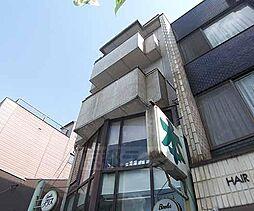 京都府京都市東山区三条通東大路西入西海子町の賃貸アパートの外観