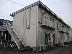 エステート近畿日野B[2階]の外観