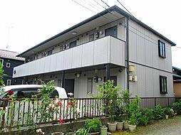 神奈川県小田原市久野の賃貸アパートの外観