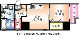 KATAYAMA BLDG  25--[1002号室]の間取り
