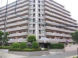 福岡県福岡市博多区南八幡町2丁目の賃貸マンションの外観
