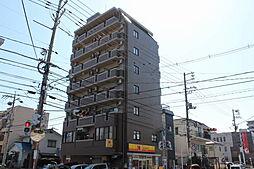 広島県広島市佐伯区五日市駅前3丁目の賃貸マンションの外観