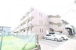 神奈川県大和市鶴間1丁目の賃貸マンションの外観