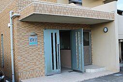 静岡県三島市新谷の賃貸マンションの外観