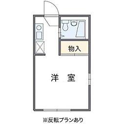 上社駅 2.3万円