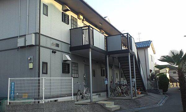 サンコート塚口[1階]の外観