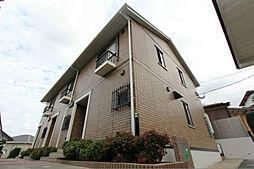 福岡県北九州市小倉北区都1丁目の賃貸アパートの外観