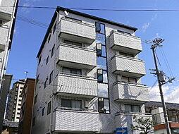 シャルマン新喜多[3階]の外観