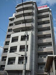 福岡県北九州市小倉北区砂津3丁目の賃貸マンションの外観