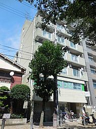 兵庫県尼崎市東園田町4丁目の賃貸マンションの外観