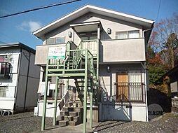 滋賀県甲賀市水口町下山の賃貸アパートの外観
