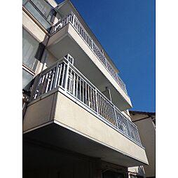 静岡県浜松市中区船越町の賃貸アパートの外観
