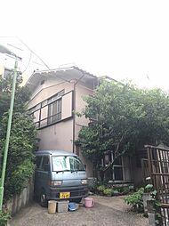 間嶋アパート[2階号室]の外観