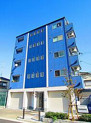 アヴィBJハウス橘[3階]の外観