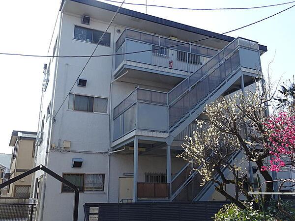 ビラムサシノ 3階の賃貸【東京都 / 小金井市】