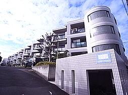 ガーデンハイツ桃山台弐番館[1階]の外観