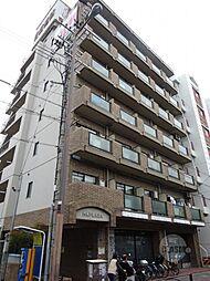 大阪府門真市栄町の賃貸マンションの外観