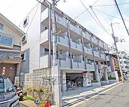 京都府京都市上京区姥ケ北町の賃貸マンションの外観