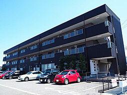 富山県富山市中川原の賃貸マンションの外観