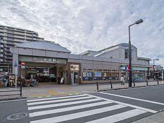 駅 1600m 花小金井駅