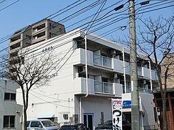 山本学園ビル[301号室]の外観
