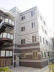 WEST RITZ巽[3階]の外観