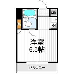 西田辺駅 3.8万円