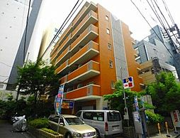 東京都新宿区市谷本村町の賃貸マンションの外観