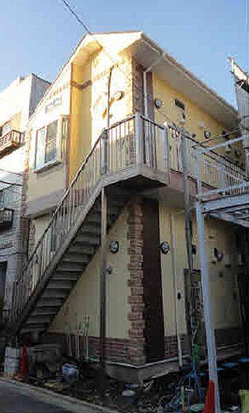 ユナイト保土ヶ谷レオン・クーパー[102号室]の外観