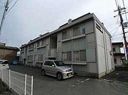 兵庫県加古川市東神吉町神吉の賃貸アパートの外観