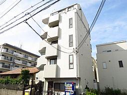 フロント久寿川[502号室]の外観