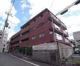 京都府京都市右京区梅津高畝町の賃貸マンションの外観
