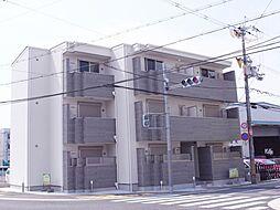 クリエオーレ太子田[1階]の外観