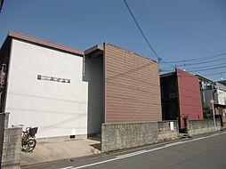 園田ハイムA棟[2階]の外観