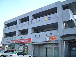栃木県宇都宮市上戸祭2丁目の賃貸マンションの外観
