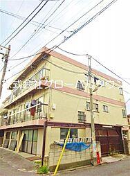 東京都葛飾区宝町2丁目の賃貸マンションの外観