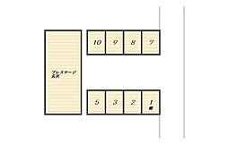 津久井浜駅 1.0万円