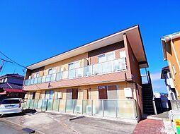 東京都東村山市本町3丁目の賃貸マンションの外観