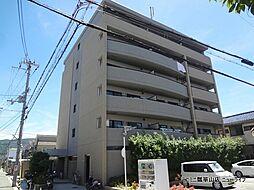大阪府東大阪市吉田3丁目の賃貸マンションの外観