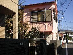 横沢荘[B号室]の外観