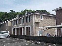 松岡ハイツII B202号[2階]の外観