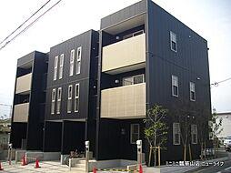大阪府東大阪市池島町3丁目の賃貸アパートの外観