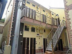 ユナイト南太田ポートラッシュ[2階]の外観