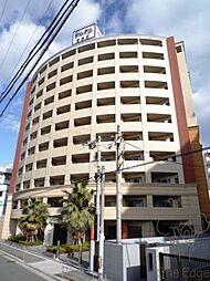 カスタリア新梅田[4階]の外観