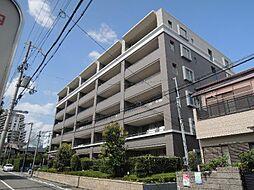 兵庫県西宮市寿町の賃貸マンションの外観写真