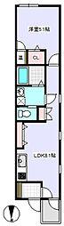 1号室タイプ35.34平米