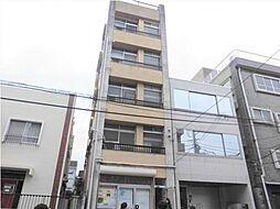 東京都北区中十条2丁目の賃貸マンションの外観