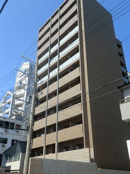 エクセルコート昭和南通・プライムレジデンス 4階の賃貸【兵庫県 / 尼崎市】