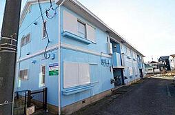 神奈川県茅ヶ崎市東海岸北3丁目の賃貸アパートの外観